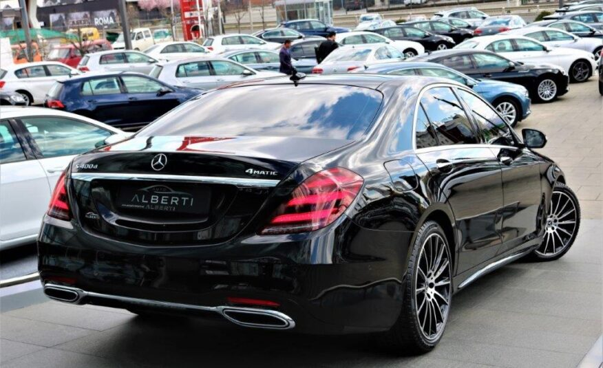 S400d 4Matic AMG-Line